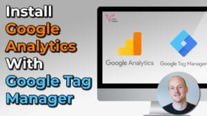 install google analytics with google tag manager