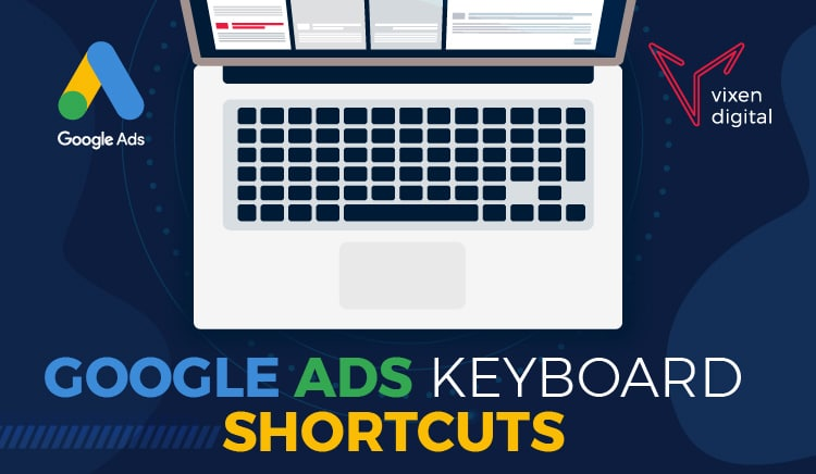 Google Ads Keyboard Shortcuts Header Image